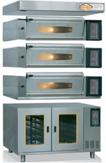 Modular Electric Deck Oven
