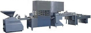 automatic bread line equipment