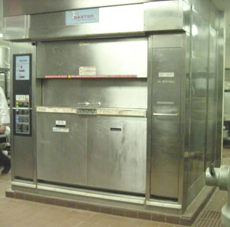 Nicholson RTO Ovens have been working day and night for decades!